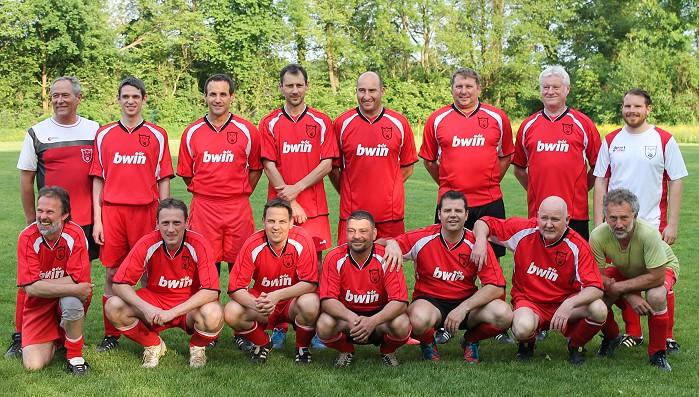 AH-Mannschaft 2015