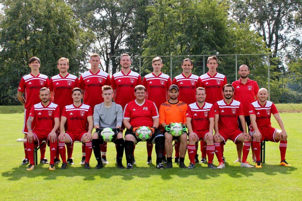 Mannschaftsfoto SVH Herren II