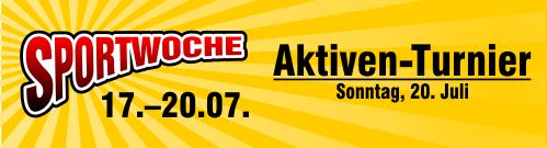 Aktiven-Turnier