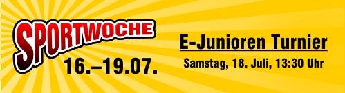 E-Junioren Turnier