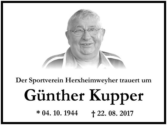 Günther Kupper